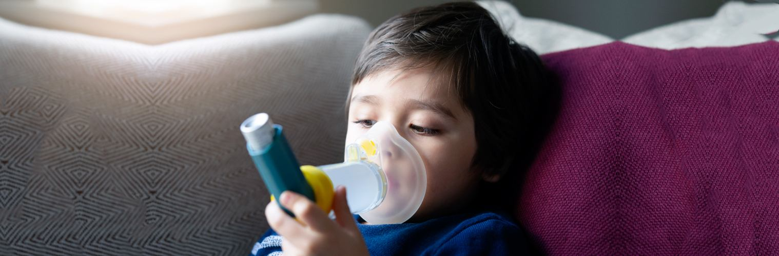 Childhood Asthma - VishwaRaj Hospital
