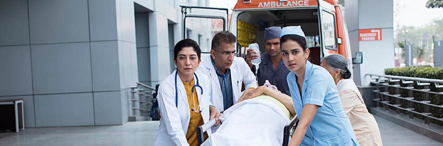 Emergency Medical Condition - VishwaRaj Hospital