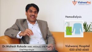 What is Haemodialysis & why it is done?